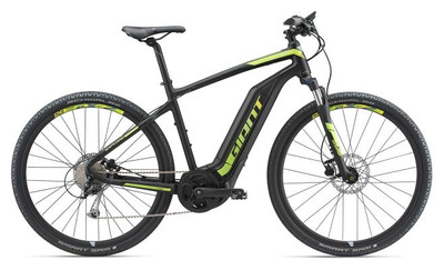 Explore E+ 3 20MPH M Black/Lime