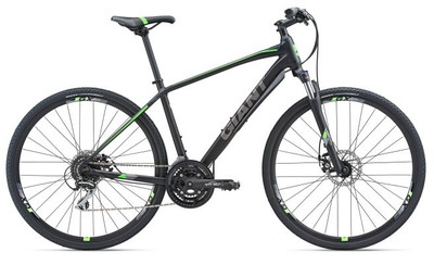 Roam 3 Disc S Matte Black/Neon Green
