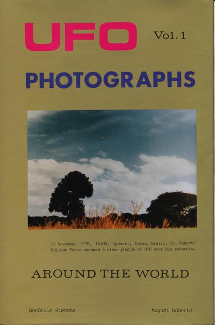 UFO Photographs Around the World - Vol. 1