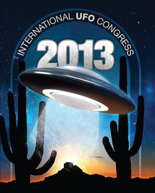2013 International UFO Congress Box Set (International Customers)