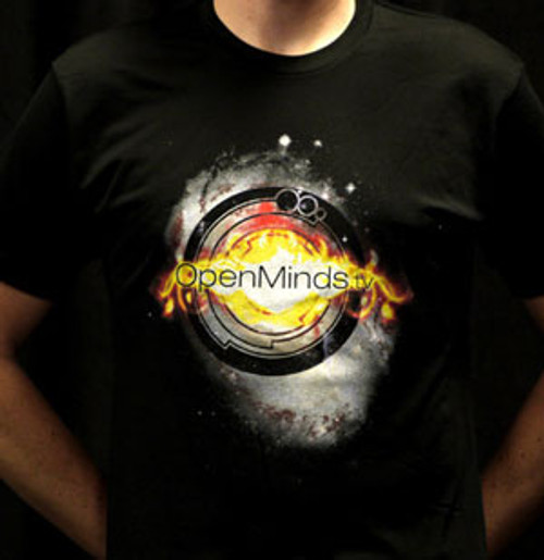 OpenMinds.tv Flame T-Shirt