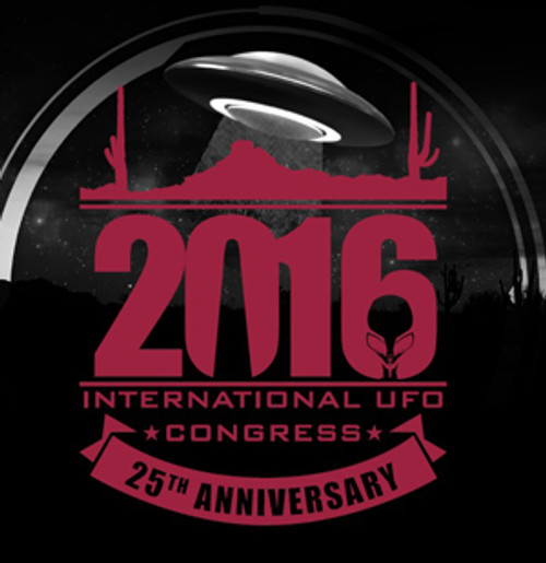 2016 International UFO Congress DVD Box Set (International Customers)
