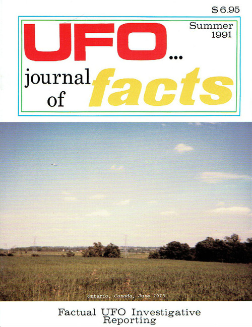 Journal of UFO Facts - Summer 1991