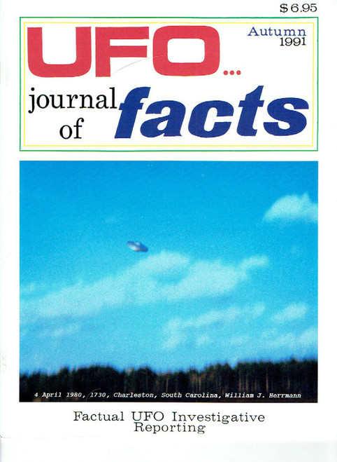 Journal of UFO Facts - Autumn 1991
