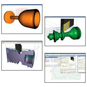 QuickTURN 2D Design/CAM Software