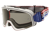 100% Barstow White Motorcycle Goggles