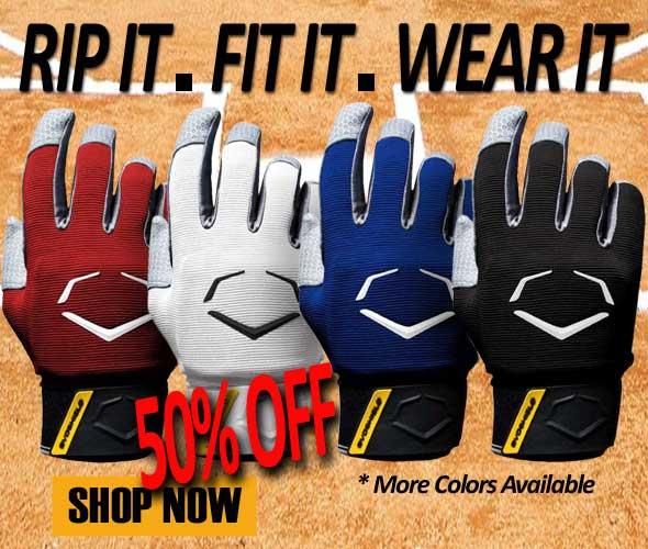 New Evoshiled Gloves