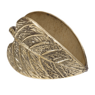 Leaf Napkin Ring - Set of 4