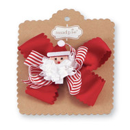 Baby & Toddler Girls 3 in 1 Santa Holiday Bow
