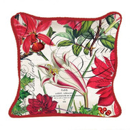 Michel Design Works Holiday Square Pillow
