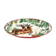 Christmas Medium Metal Tray
