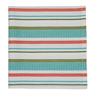 Garden Stripe Cloth Napkin- Set of 4