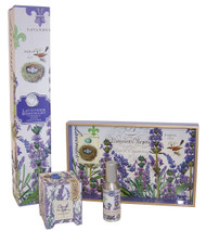 Michel Design Works Lavender Rosemary Bedroom Gift Set