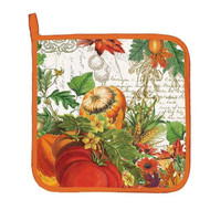 Michel Design Works Autumn Harvest Potholder