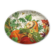 Michel Design Works Autumn Harvest Glass Soap Dish