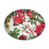 Michel Design Works Holiday Glass Soap Dish