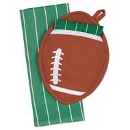Football Potholder Gift Set