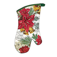 Michel Design Works Joyous Christmas Oven Mitt