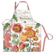 Michel Design Works Blooms and Bees Chef Apron