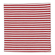 Candy Stripe Napkin -- Set of 4