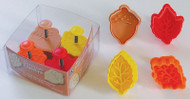 Leaves Cookie & Pastry Stamps