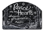Studio M Peace In Our Hearts Yard DeSign