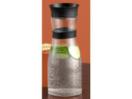 Viva Glassware Multi Carafe Color: Black