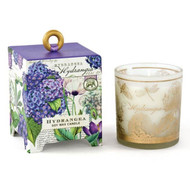 Hydrangea Scented Candle - 6.5 Oz.