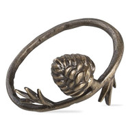 Pinecone Napkin Rings - Set of 4