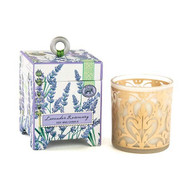 Lavender Rosemary Scented Candle - 6.5 Oz.