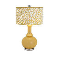 Bascilia Glass Table Lamp