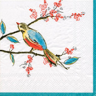 Chirp Luncheon Napkin