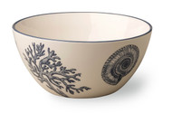 Boston International Ceramic Salad Bowl, Shore Thing