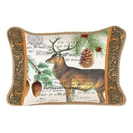 Balsam Fir Rectangular Pillow