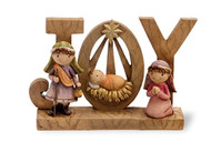 Nativity Joy Figurine