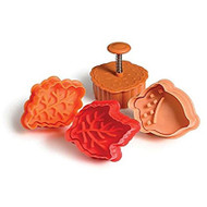 Fall Stamper Cookie & Pastry Stamps
