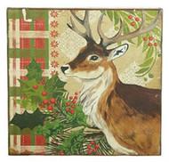15.5 Deer Print