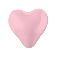 "11"" Pink Latex Heart Balloons - Pkg of 6"