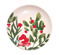 Greenery Luncheon Plate - Set of 4