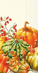 Gourds Hostess Napkins