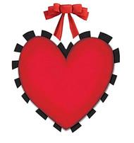 Heart Door Decoration