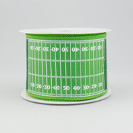 "Football Field Ribbon 2.5"" wide"