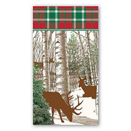 Winter Woods Hostess Paper Napkins