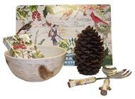 Rustic Woodlands Gift Basket