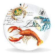 Lobster Large Round Platter