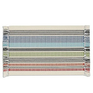 Mediterranean Stripe Placemats - Set of 4