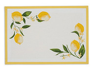 D.I.D. Lemon Bliss Placemat - Set of 4