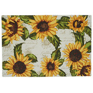 D.I.D. Sunflowers Placemat - Set of 4