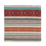 D.I.D. Southwest Stripe Cloth Napkins - Set of 4