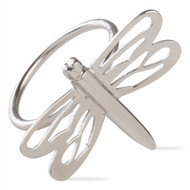 Dragonfly Napkin Rings - Set of 4
